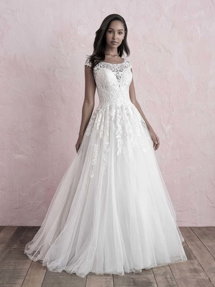 Allure Bridals Style 3260 wedding dress
