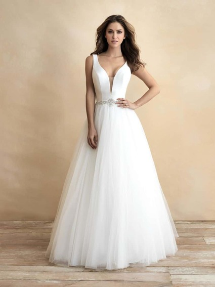 Allure Bridals Style 3301 wedding dress