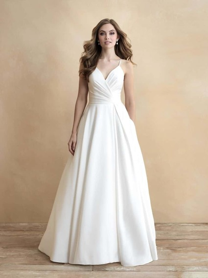 Allure Bridals Style 3303 wedding dress