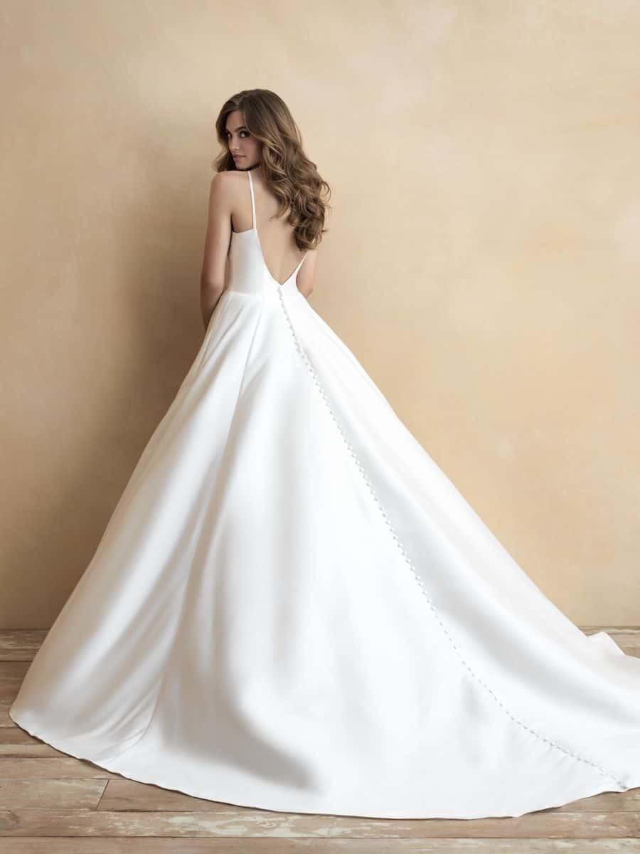 Allure Bridals Style 3303 wedding dress