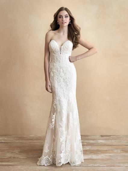 Allure Bridals Style 3307 wedding dress