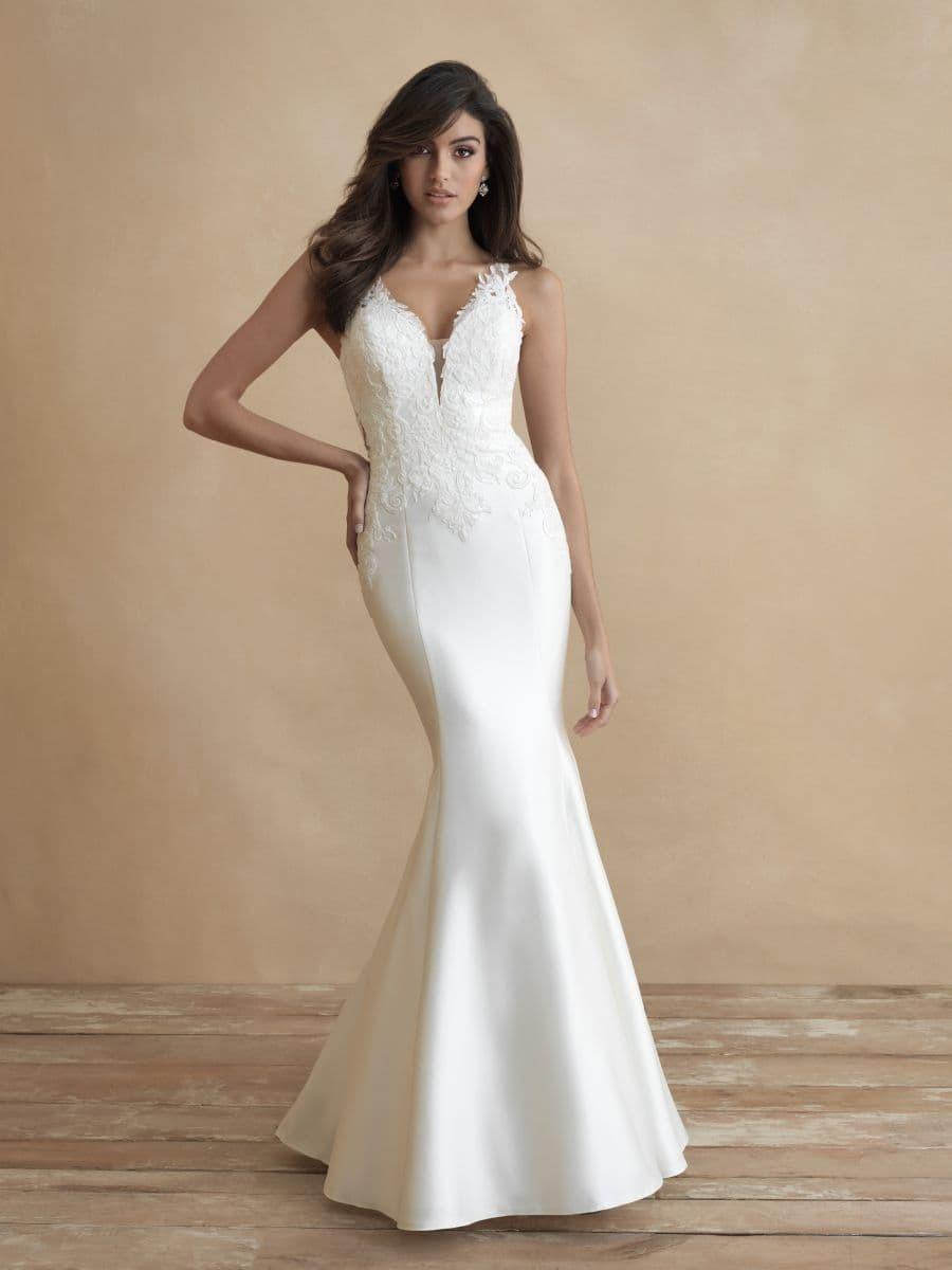 Allure Bridals Style 3313 wedding dress