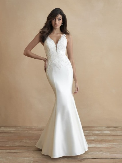 Allure Bridals Style 3313 wedding dress