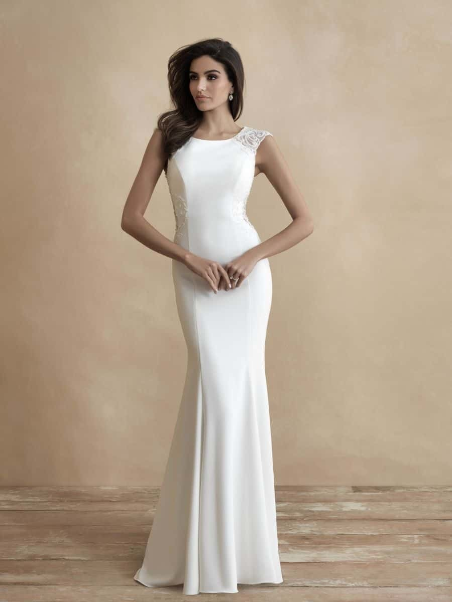 Allure Bridals Style 3318 wedding dress