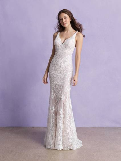 Allure Bridals Style 3352 wedding dress