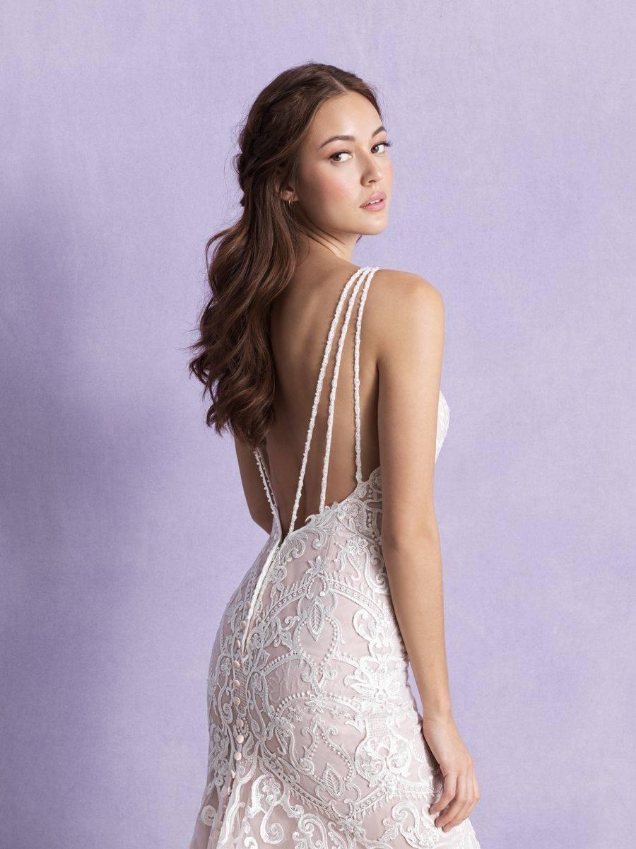 Allure Bridals Style 3352 wedding dress