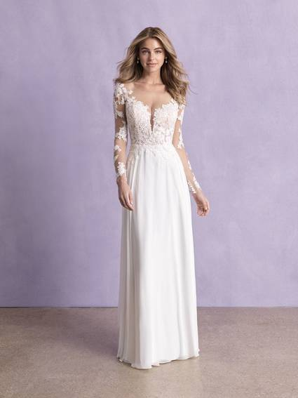 Allure Bridals Style 3353L wedding dress