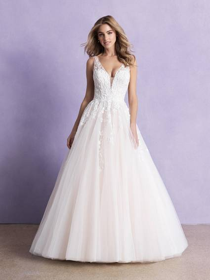 Allure Bridals Style 3358 wedding dress