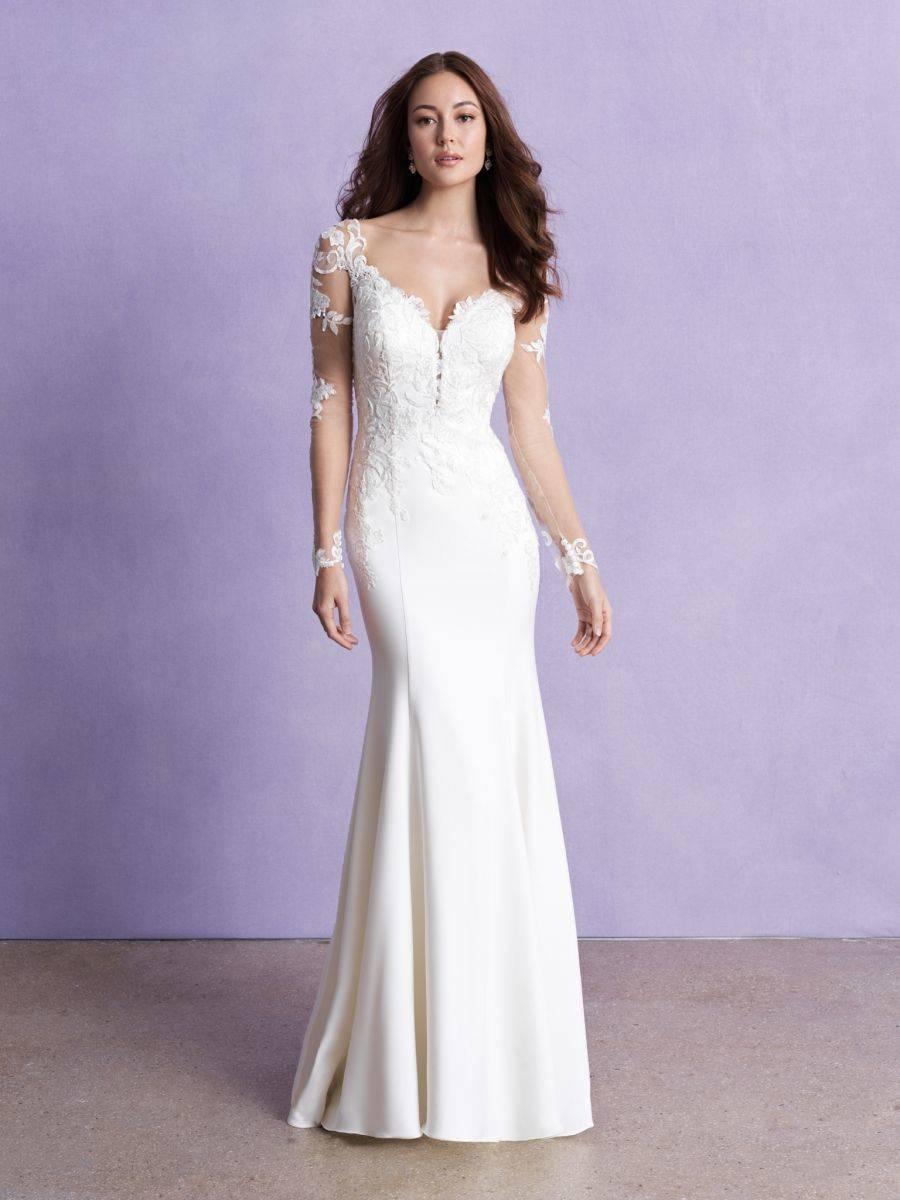 Allure Bridals Style 3359 wedding dress