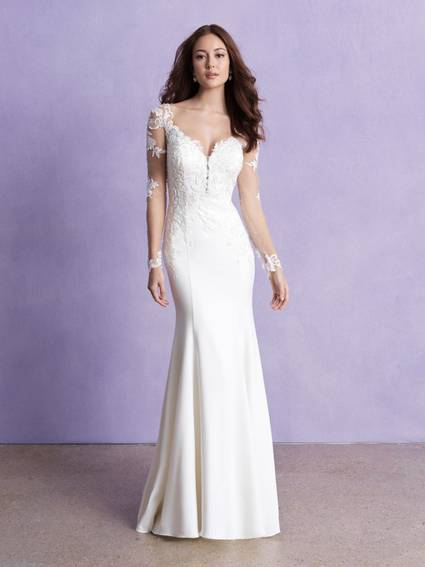 Allure Bridals Style 3359 wedding dress