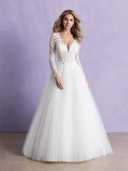 Allure Bridals Style 3364L wedding dress