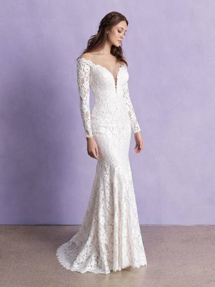 Allure Bridals Style 3366 wedding dress