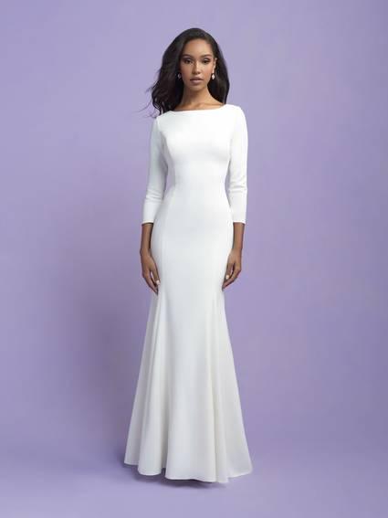 Allure Bridals Style 3401 wedding dress