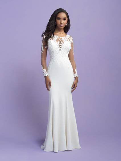 Allure Bridals Style 3409 wedding dress