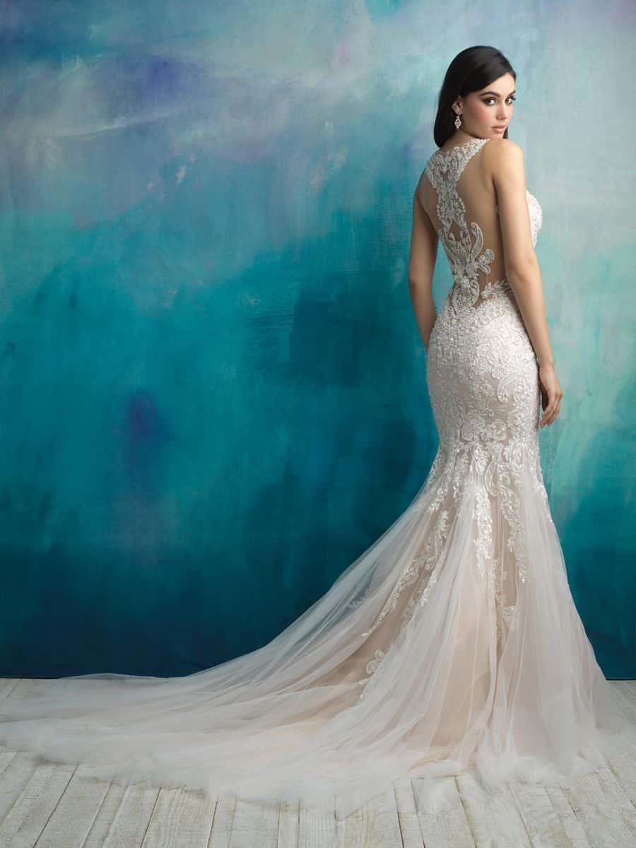 Allure Bridals Style 9511 wedding dress