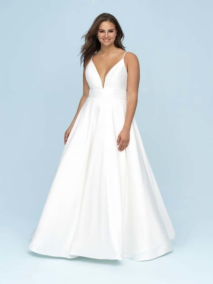 Allure Bridals Style 9620 wedding dress