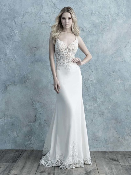 Allure Bridals Style 9664 wedding dress