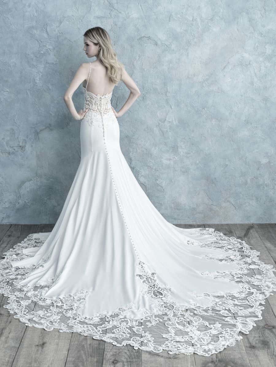Allure Bridals Style 9664 wedding dress