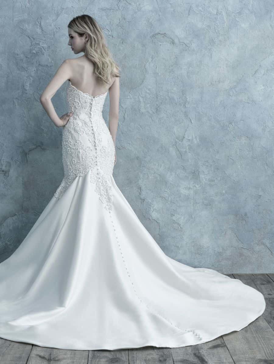 Allure Bridals Style 9673 wedding dress
