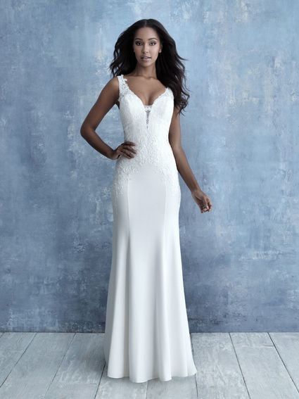 Allure Bridals Style 9682 wedding dress