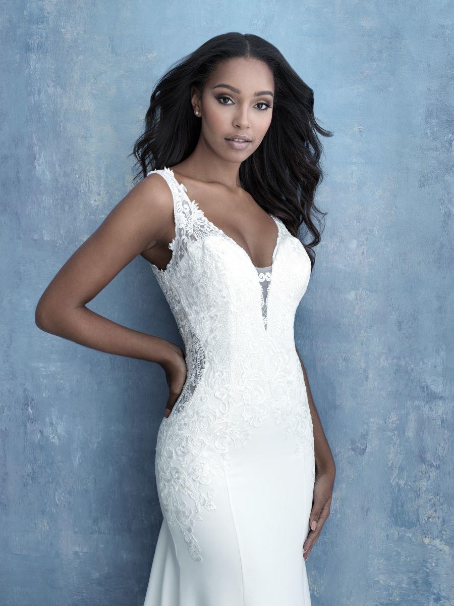 Allure Bridals Style 9682 wedding dress