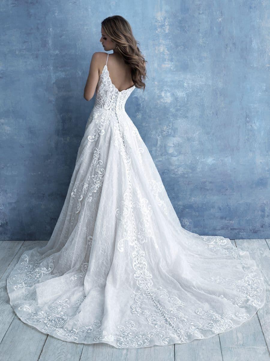 Allure Bridals Style 9718 wedding dress