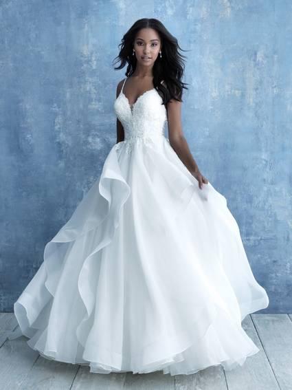 Allure Bridals Style 9728 wedding dress