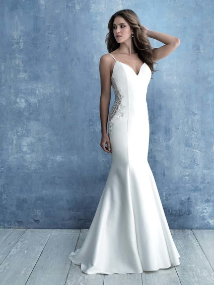 Allure Bridals Style 9731 wedding dress