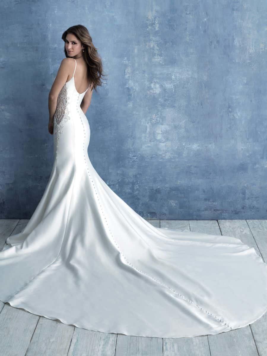 Allure Bridals Style 9731 wedding dress