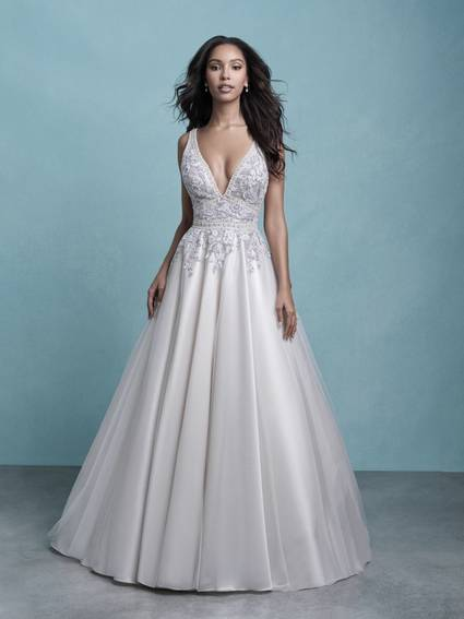 Allure Bridals Style 9750 wedding dress