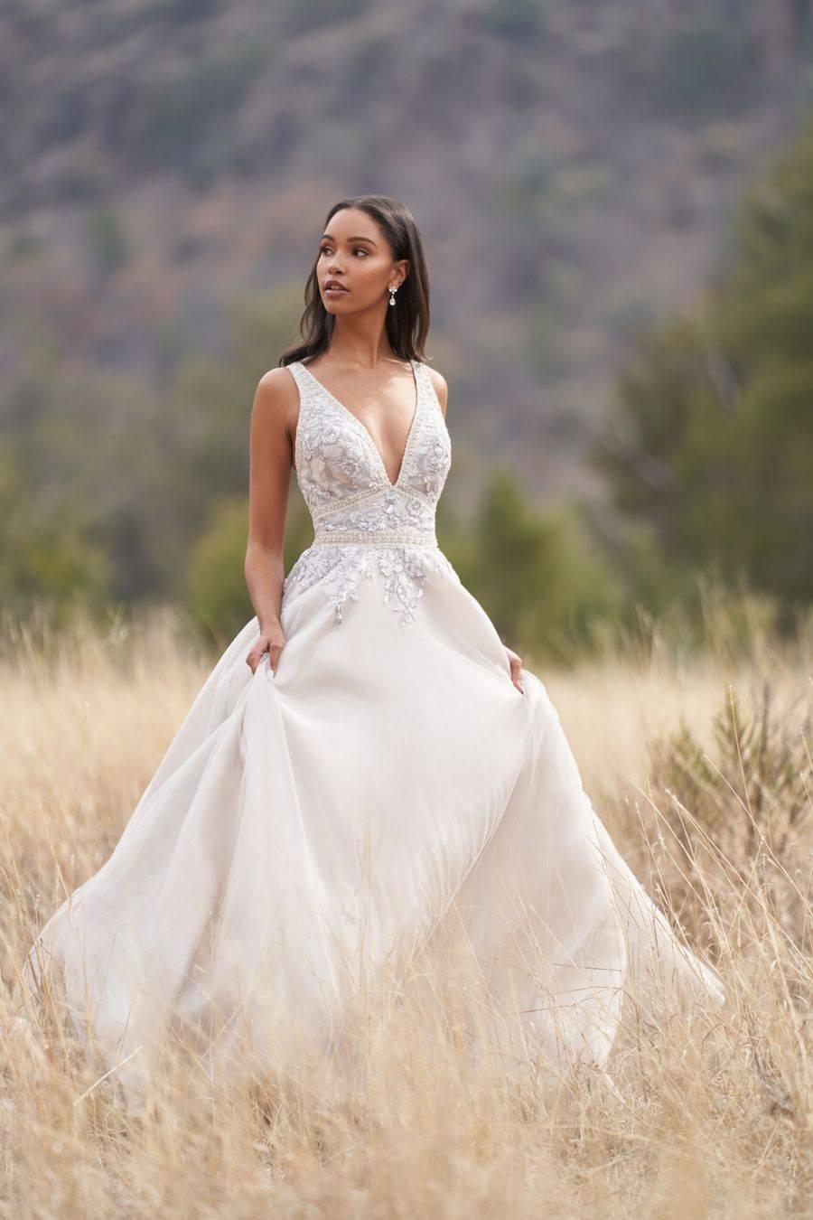 Allure Bridals Style 9750 wedding dress