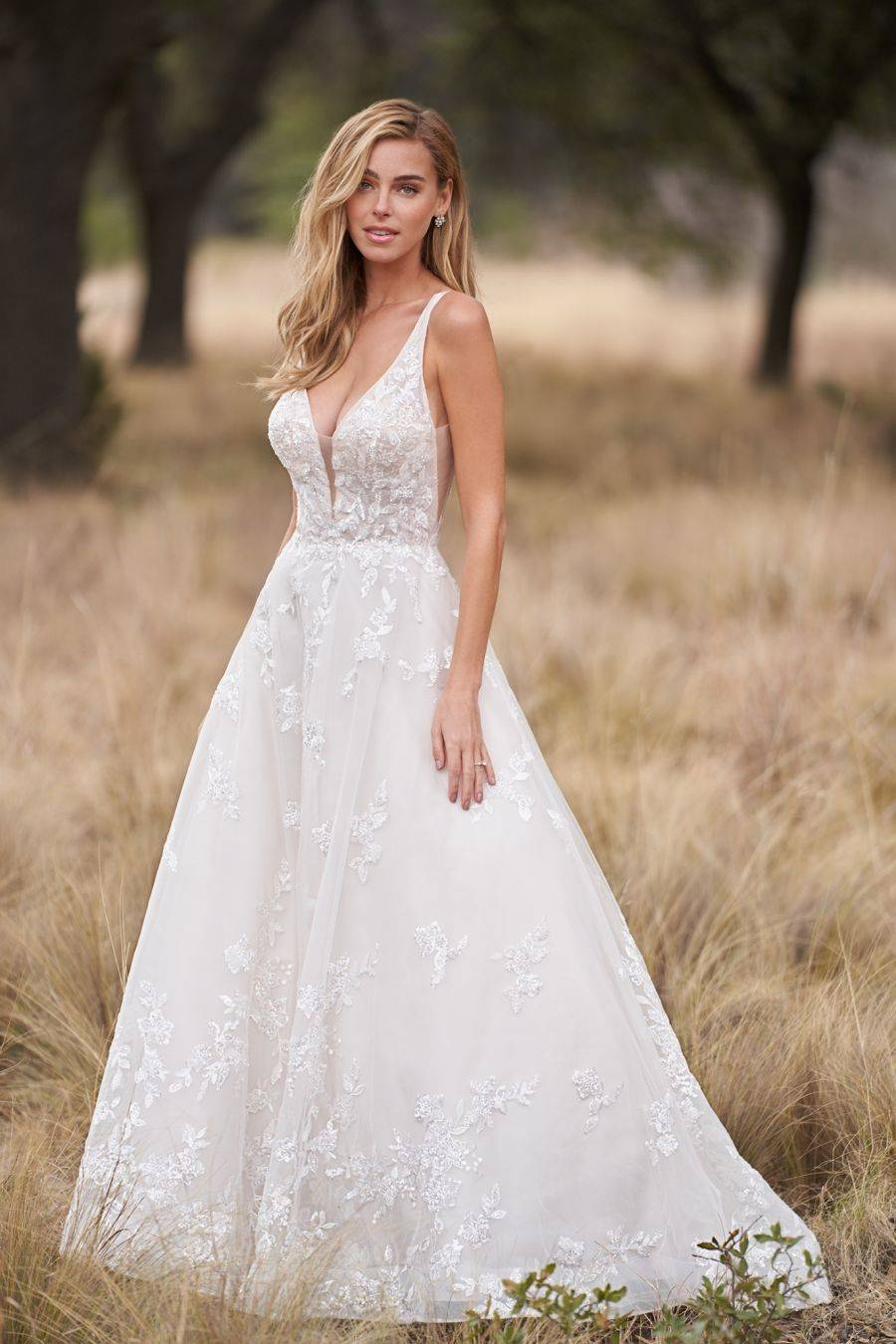 Allure Bridals Style 9758L wedding dress