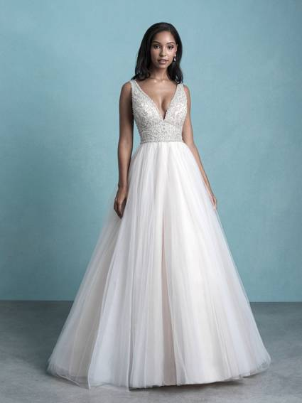 Allure Bridals Style 9764L wedding dress