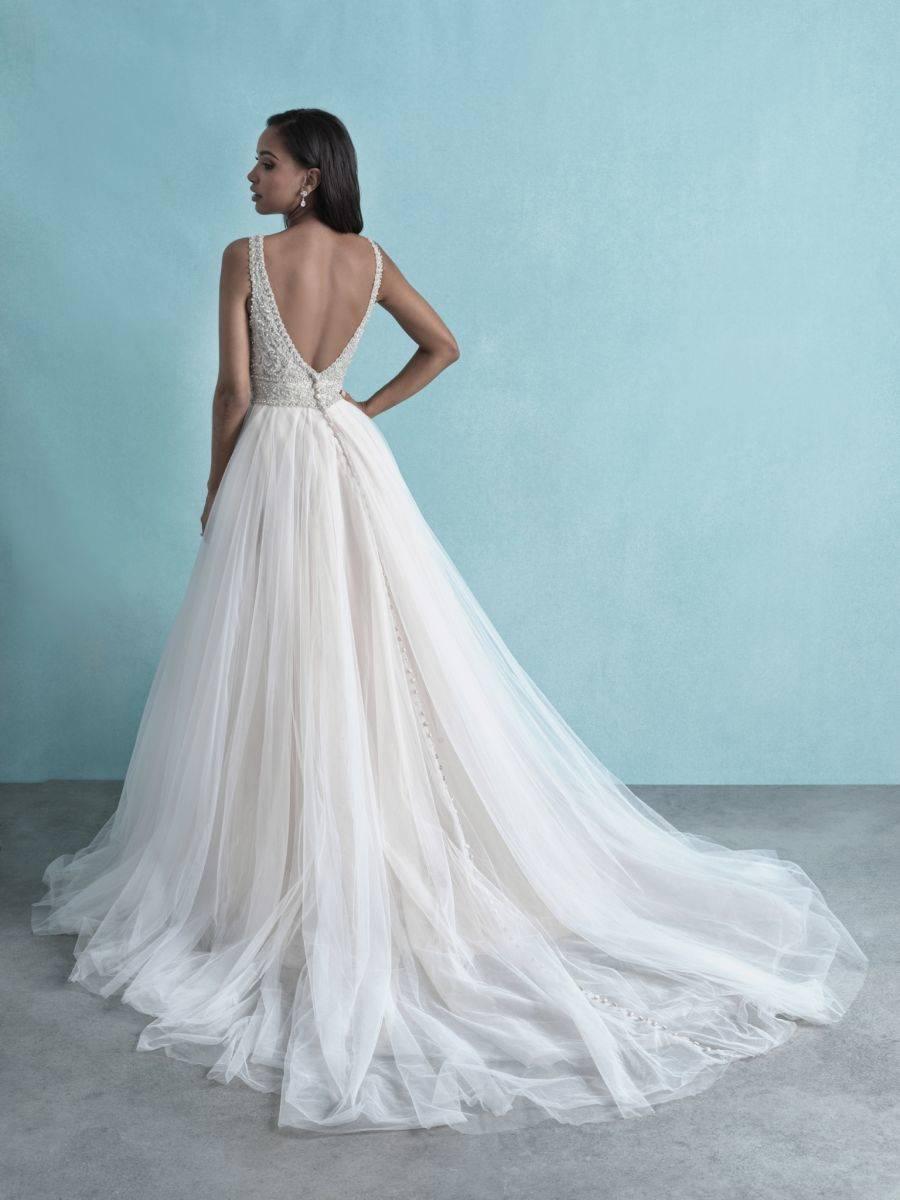 Allure Bridals Style 9764L wedding dress