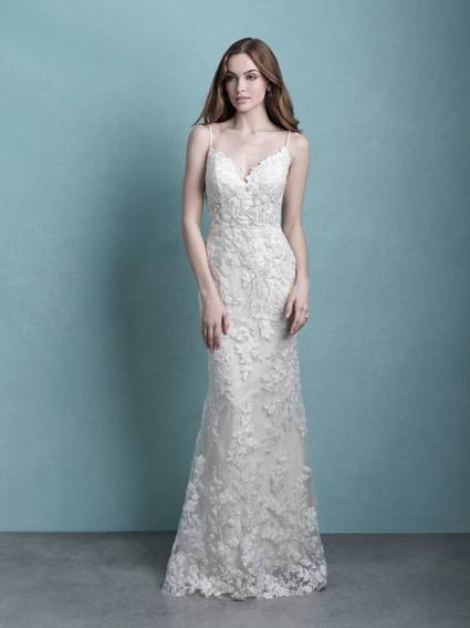 Allure Bridals Style 9765L wedding dress