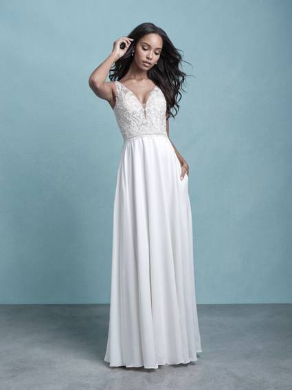 Allure Bridals Style 9769L wedding dress