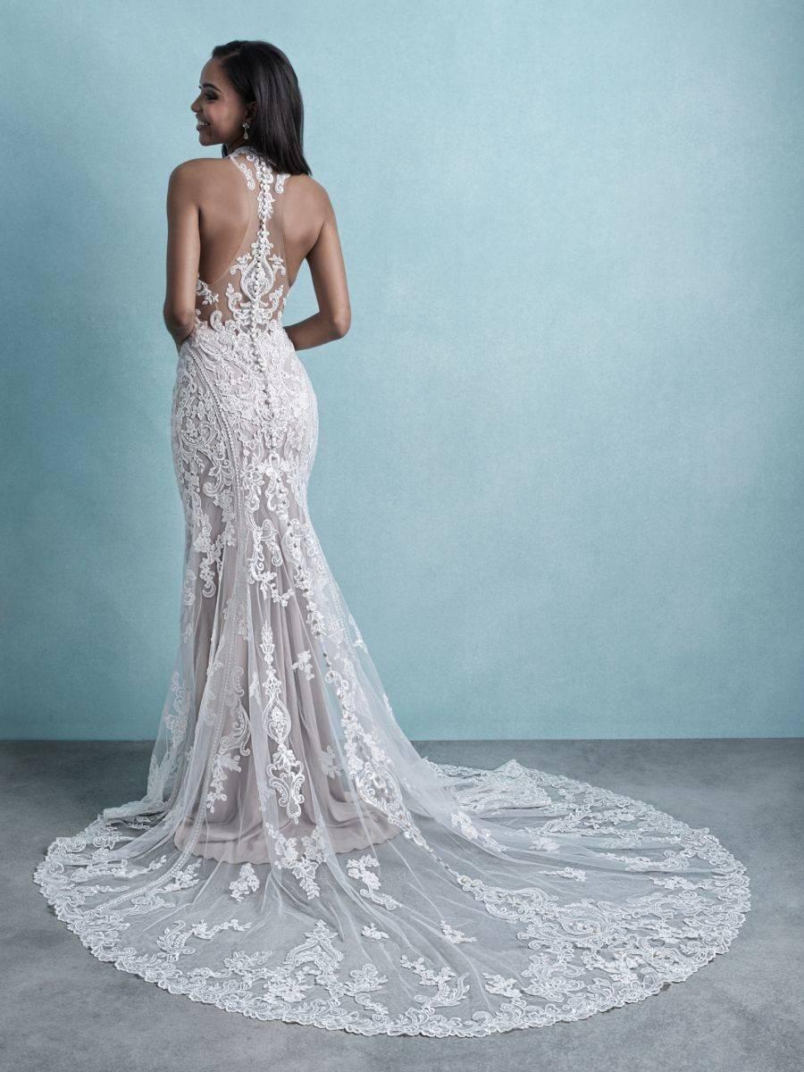 Allure Bridals Style 9771 wedding dress