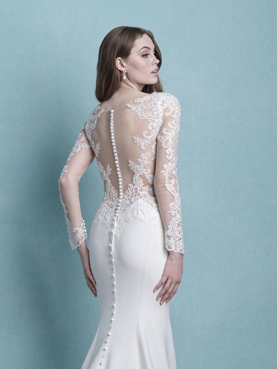 Allure Bridals Style 9773 wedding dress