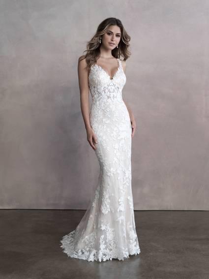 Allure Bridals Style 9808 wedding dress