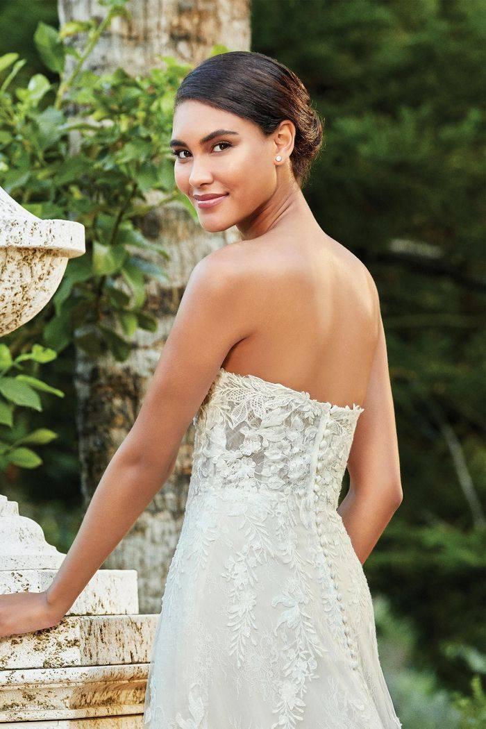 Justin Alexander Style 44209 wedding dress