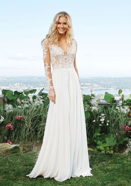 Justin Alexander Style 6422 wedding dress