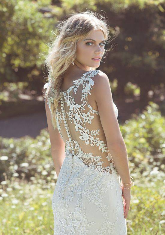 Justin Alexander Style 6485 wedding dress