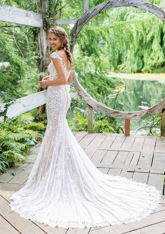 Justin Alexander Style 66012 wedding dress
