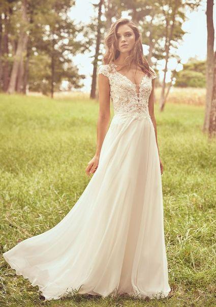 Justin Alexander Style 66077 wedding dress