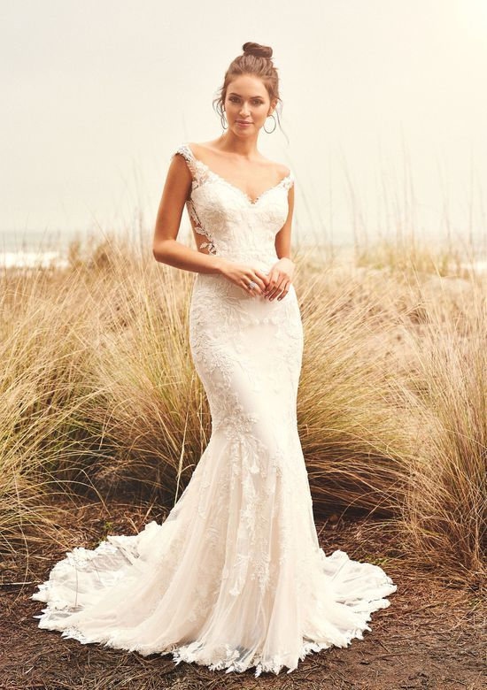 Justin Alexander Style 66104 wedding dress