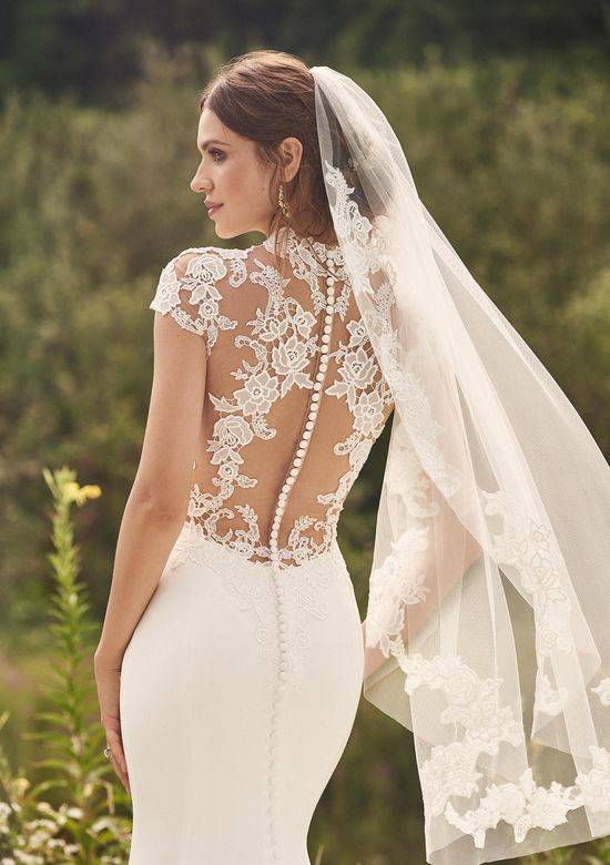 Justin Alexander Style 66121 wedding dress
