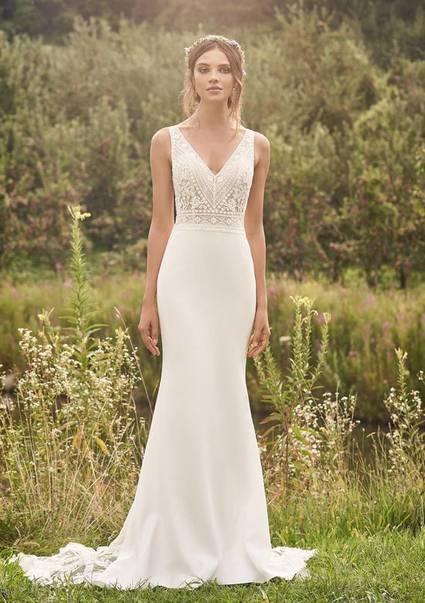 Justin Alexander Style 66123 wedding dress