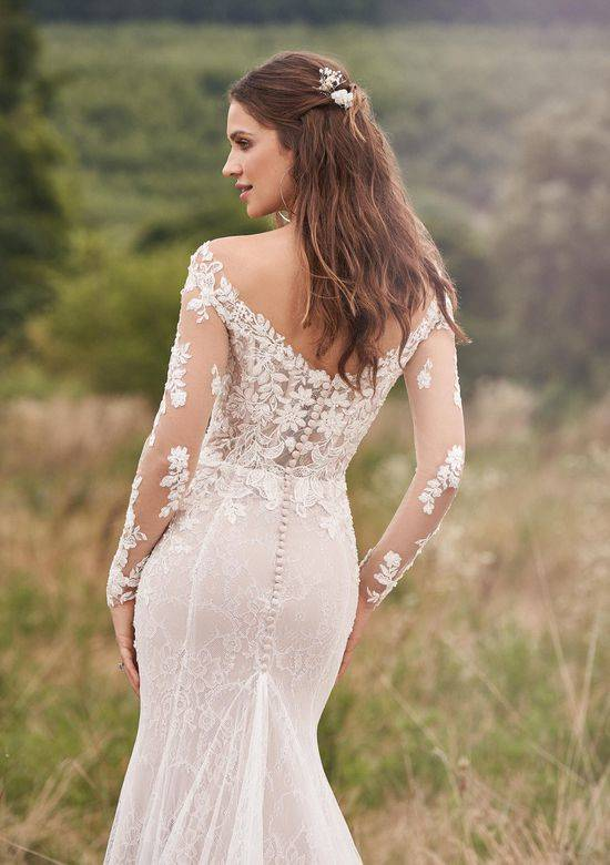 Justin Alexander Style 66129 wedding dress