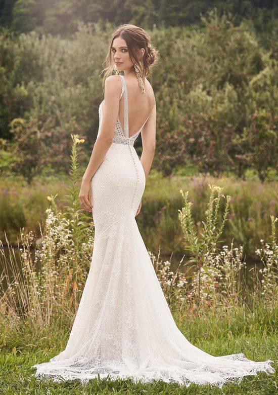 Justin Alexander Style 66136 wedding dress