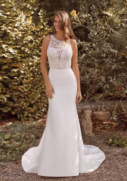 Justin Alexander Style 88135 wedding dress